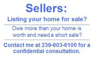 Selling your Cornwallis home?  Contact Dan Starowicz at 239-603-6100 today.